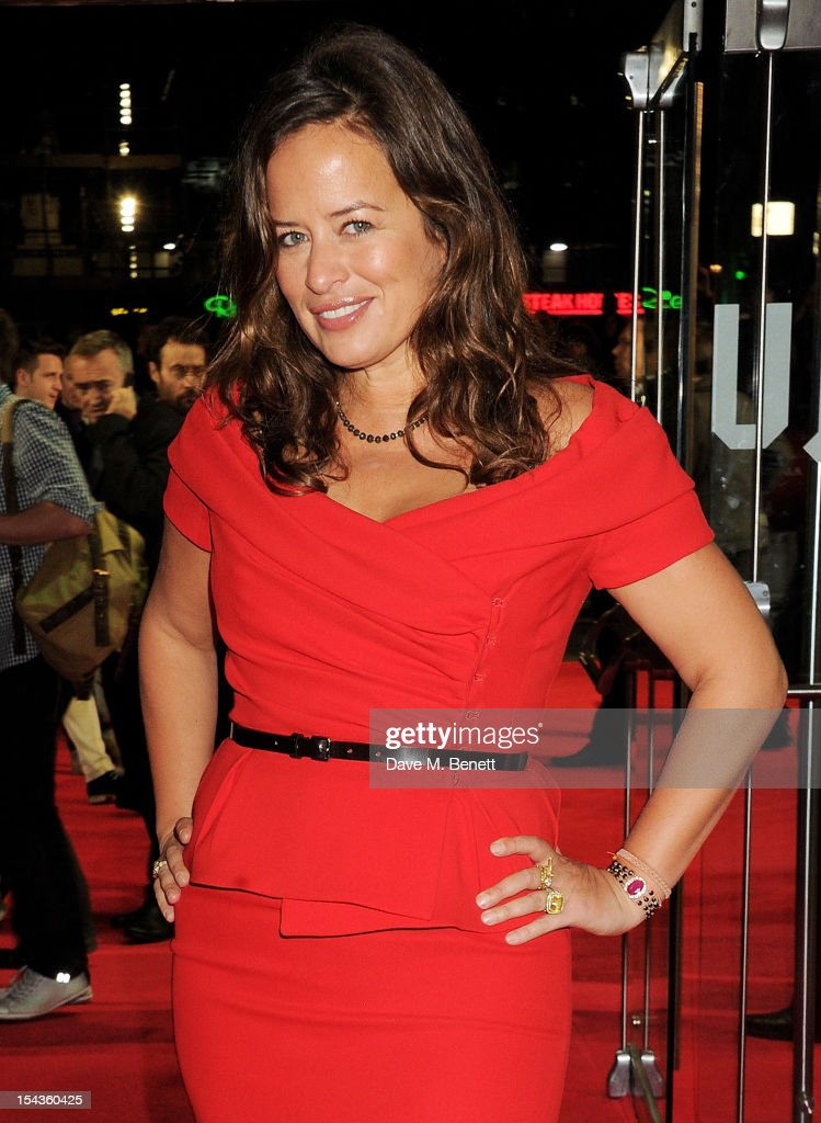 Jade Jagger attends the Gala Premiere of 'Crossfire Hurricane' during the 56th BFI London Film Festival at Odeon Leicester Square on October 18, 2012 in London, England.