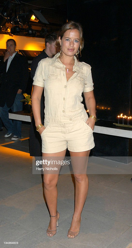 <a gi-track='captionPersonalityLinkClicked' href=/galleries/search?phrase=Jade+Jagger&family=editorial&specificpeople=203052 ng-click='$event.stopPropagation()'>Jade Jagger</a> during Donna Karan 20th Anniversary Party at Donna Karan Shop, Bond Street in London, Great Britain.
