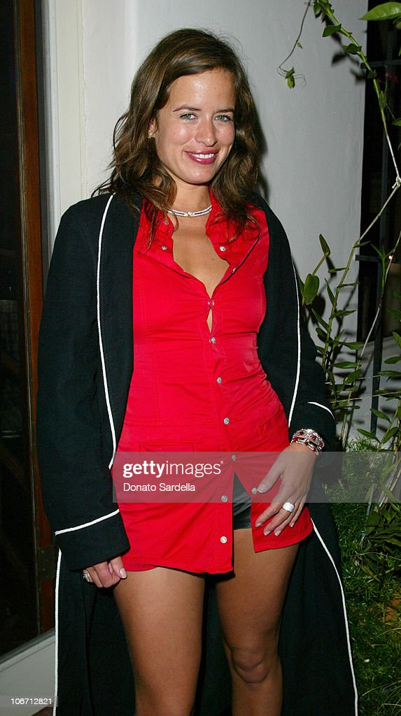 <a gi-track='captionPersonalityLinkClicked' href=/galleries/search?phrase=Jade+Jagger&family=editorial&specificpeople=203052 ng-click='$event.stopPropagation()'>Jade Jagger</a> during Women's Wear Daily The Ultimate Fashion Authority and Diamond Information Center Host 'Dazzling With Color and Dripping With Diamonds' Party to Commemorate the 75th Diamond Anniversary of the Oscars at Private Residence in Los Angeles, California, United States.