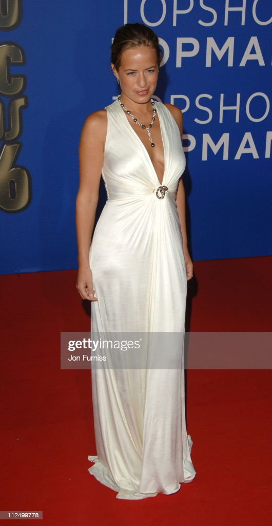 Jade Jagger during World Music Awards 2006 - Inside Arrivals at Earls Court in London, United Kingdom.