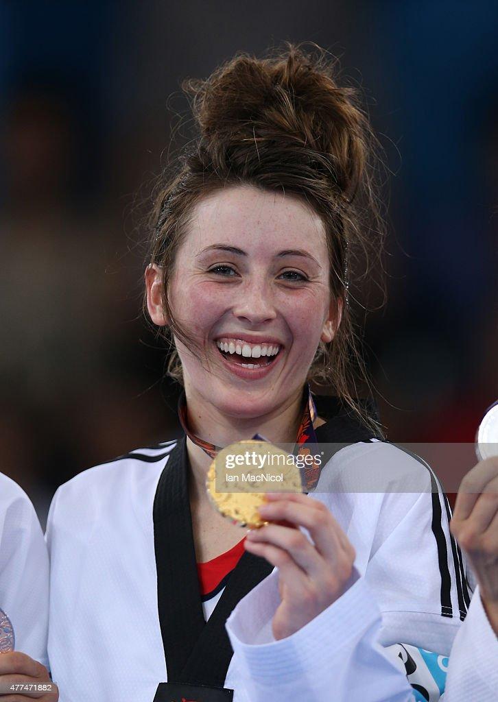 Taekwondo : Baku 2015 - 1st European Games