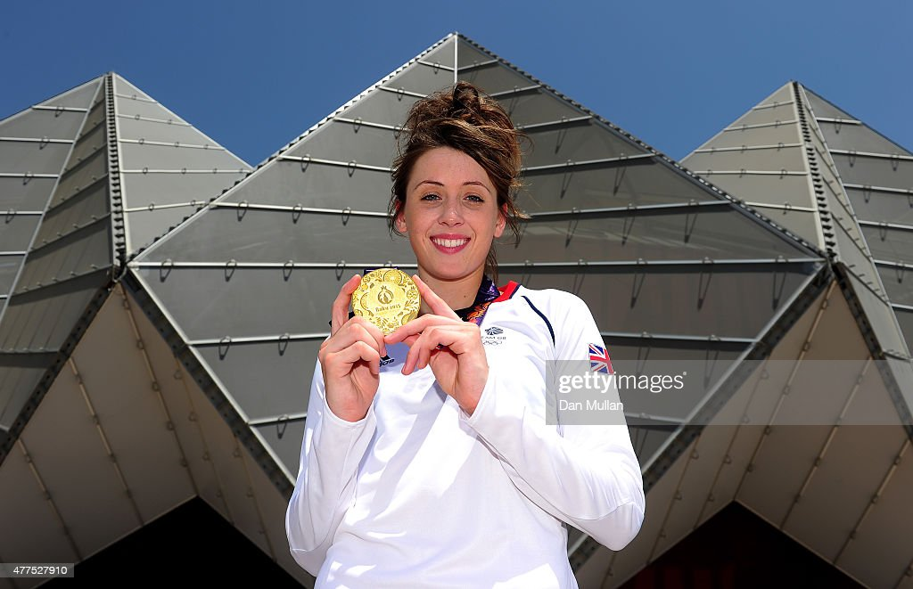 British Gold Medallist - Jade Jones Photocall - Baku 2015 - 1st European Games