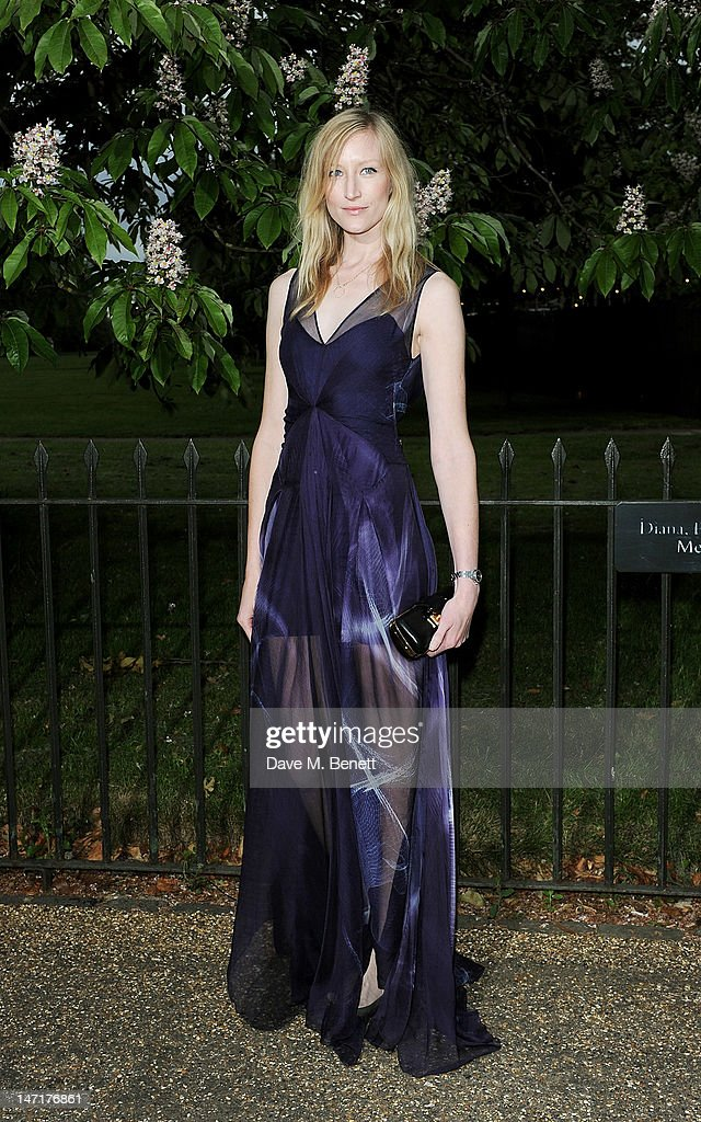 Jade Parfitt arrives at the Serpentine Gallery Summer Party sponsored by Leon Max at The Serpentine Gallery on June 26, 2012 in London, England.