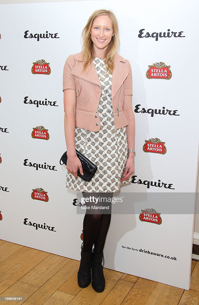Jade Parfitt attends Esquire magazine's summer party at Somerset House on May 29, 2013 in London, England.