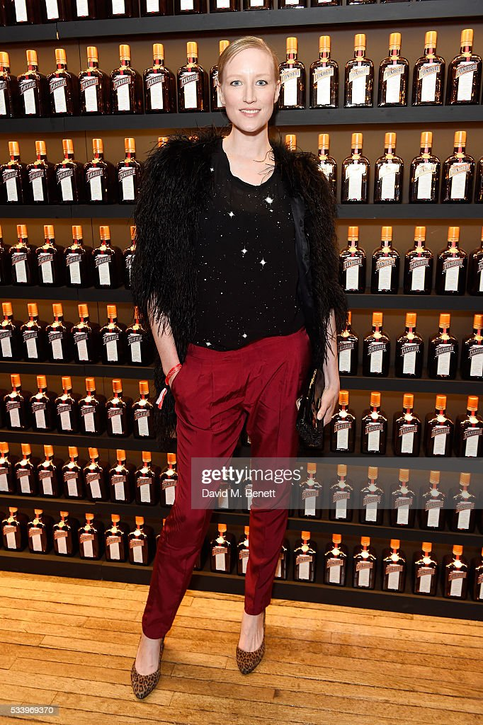 <a gi-track='captionPersonalityLinkClicked' href=/galleries/search?phrase=Jade+Parfitt&family=editorial&specificpeople=630420 ng-click='$event.stopPropagation()'>Jade Parfitt</a> attends the Cointreau Creative Crew Award Ceremony at Liberty London on May 24, 2016 in London, England.