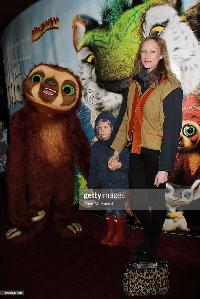 <a gi-track='captionPersonalityLinkClicked' href=/galleries/search?phrase=Jade+Parfitt&family=editorial&specificpeople=630420 ng-click='$event.stopPropagation()'>Jade Parfitt</a> (R) attends 'The Croods' premiere at Empire Leicester Square on March 10, 2013 in London, England.