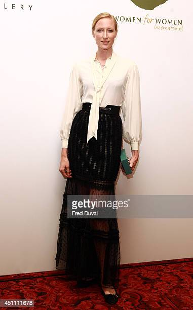 Jade Parfitt attends the Women for Women International De Beers Summer Evening at The Royal Opera House on June 23 2014 in London England