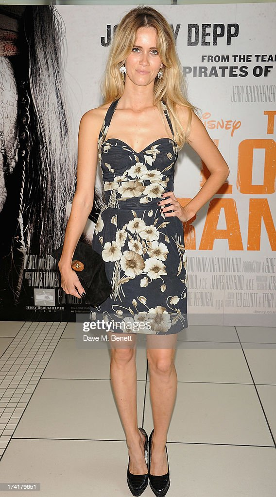 <a gi-track='captionPersonalityLinkClicked' href=/galleries/search?phrase=Jade+Williams&family=editorial&specificpeople=6352521 ng-click='$event.stopPropagation()'>Jade Williams</a> attends the UK Premiere of 'The Lone Ranger' at Odeon Leicester Square on July 21, 2013 in London, England.