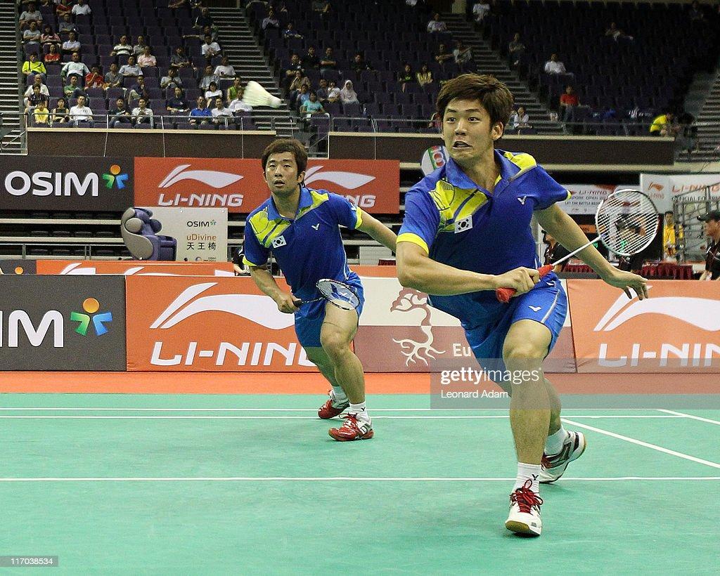 2011 Li-Ning Singapore Open - Day 4