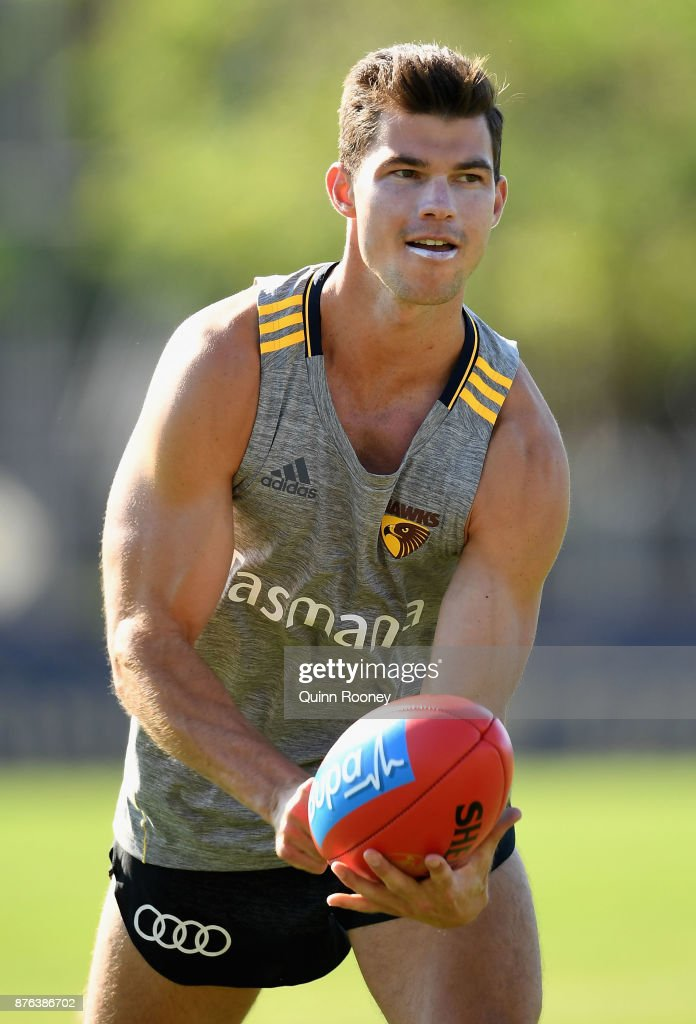 Hawthorn Hawks Training Session