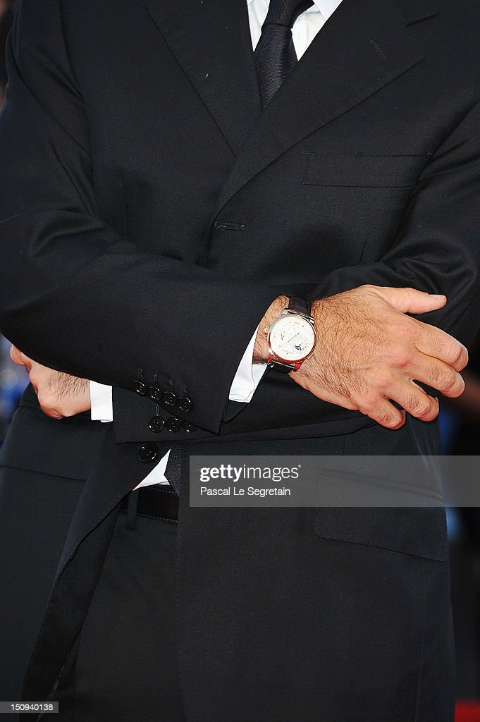 JaegerLeCoultre CEO Jerome Lambert attends 'The Reluctant Fundamentalist' Premiere And Opening Ceremony during the 69th Venice International Film...