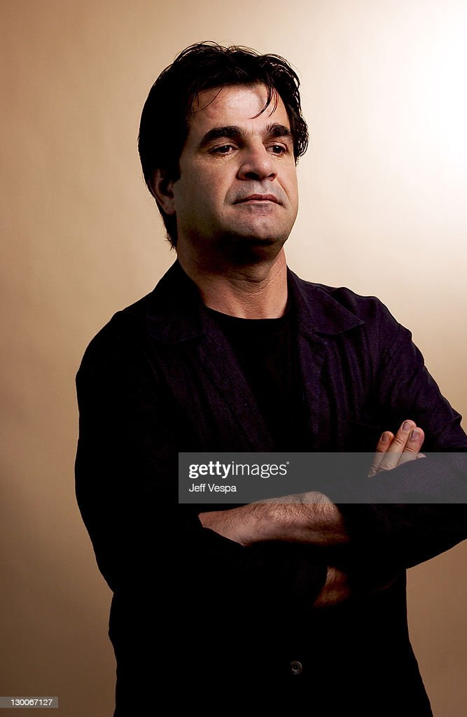 <a gi-track='captionPersonalityLinkClicked' href=/galleries/search?phrase=Jafar+Panahi&family=editorial&specificpeople=621874 ng-click='$event.stopPropagation()'>Jafar Panahi</a>, director during 2003 Toronto International Film Festival - 'Crimson Gold' Portraits at Intercontinenal Hotel in Toronto, Ontario, Canada.