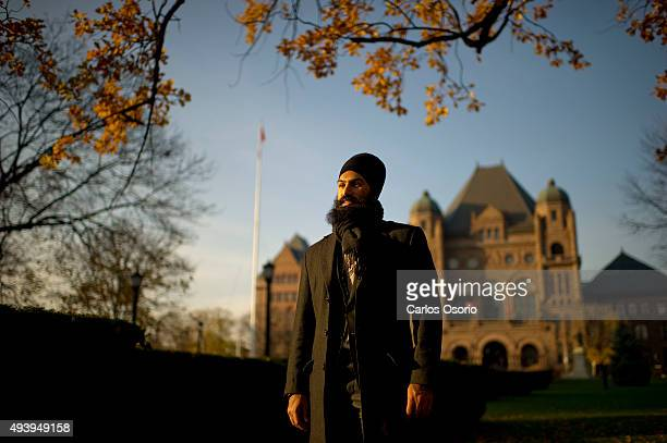 Jagmeet Singh for BramaleaGoreMalton is one of the 10 to Watch Photographed at Queens Park