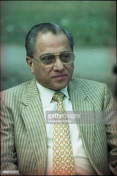 Jagmohan Dalmiya at BCCI special meeting on January 16 2004 in Kolkata India BCCI President Jagmohan Dalmiya died of a heart attack in Kolkata He was...