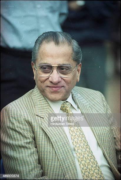 Jagmohan Dalmiya at BCCI special meeting on January 16 2004 in Kolkata India BCCI President Jagmohan Dalmiya has died of a heart attack in Kolkata He...