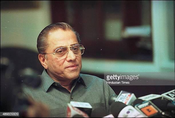 Jagmohan Dalmiya at BCCI special meeting on November 20 2001 in Kolkata India BCCI President Jagmohan Dalmiya died of a heart attack in Kolkata He...