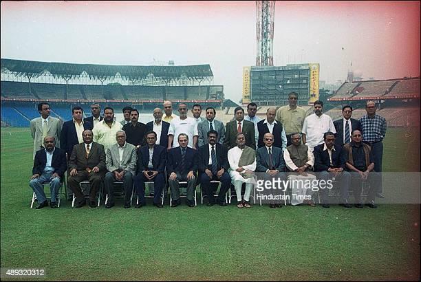 Jagmohan Dalmiya during a BCCI special meeting on December 25 2002 in Kolkata India BCCI President Jagmohan Dalmiya died of a heart attack in Kolkata...