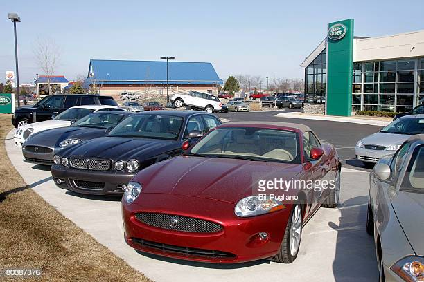 Jaguar Car Stock Photos And Pictures Getty Images