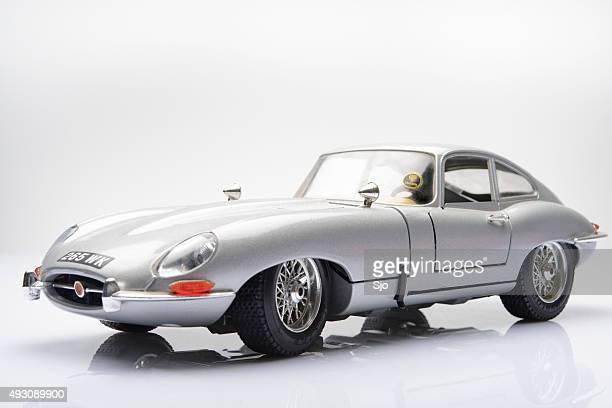 Jaguar E-Type klassische Sportwagen-Modell