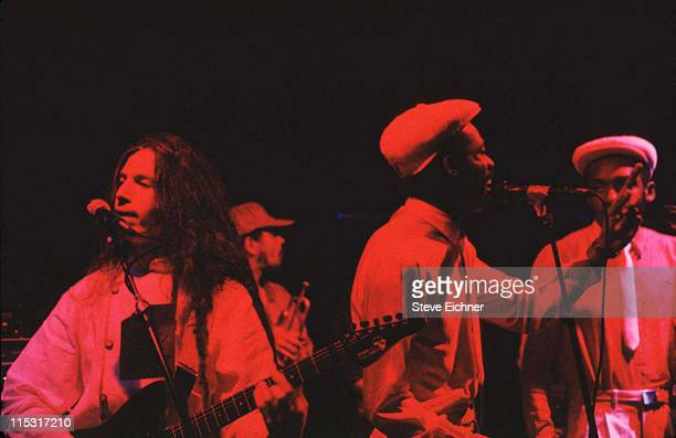 Jah Levi during Jah Levi in Concert at Wetlands 1990 at Wetlands in New York City New York United States