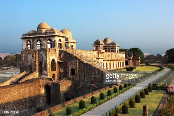 Jahaz Mahal/Ship Palace  in Mandu, India