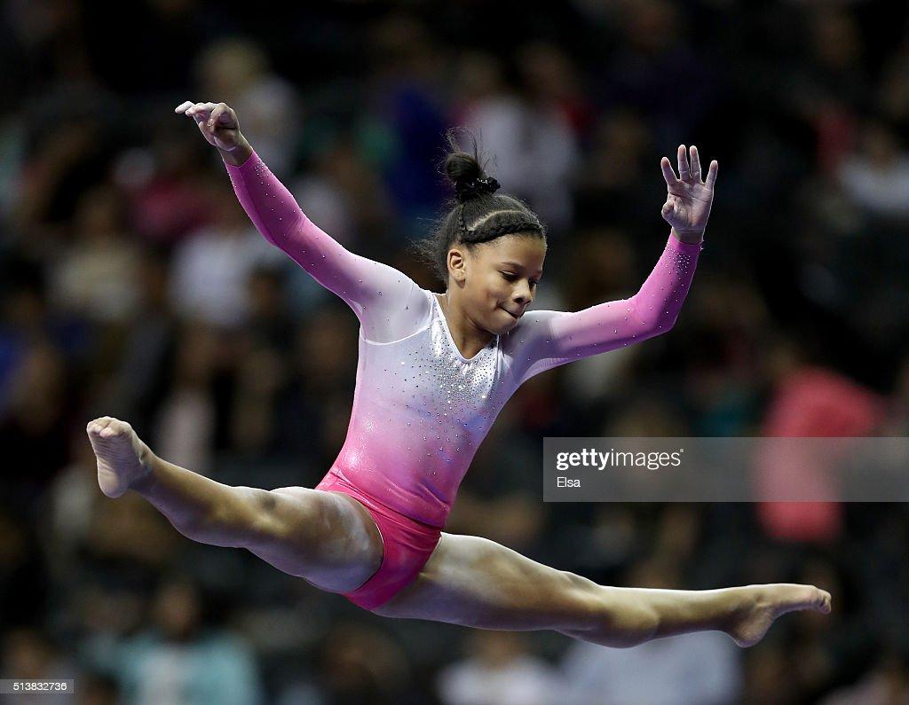 Elsa Beelden | Getty Images Nastia Cup