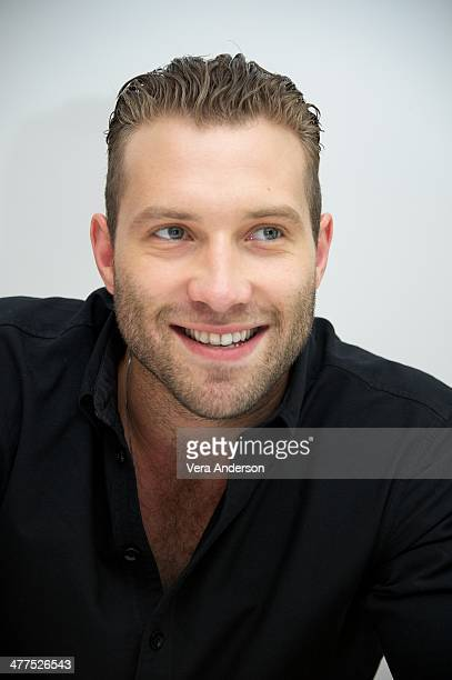 Jai Courtney at the 'Divergent' Press Conference at the Four Seasons Hotel on March 8 2014 in Beverly Hills California