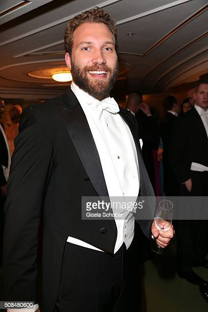 Jai Courtney during the Opera Ball Vienna 2016 at Vienna State Opera on February 4 2016 in Vienna Austria