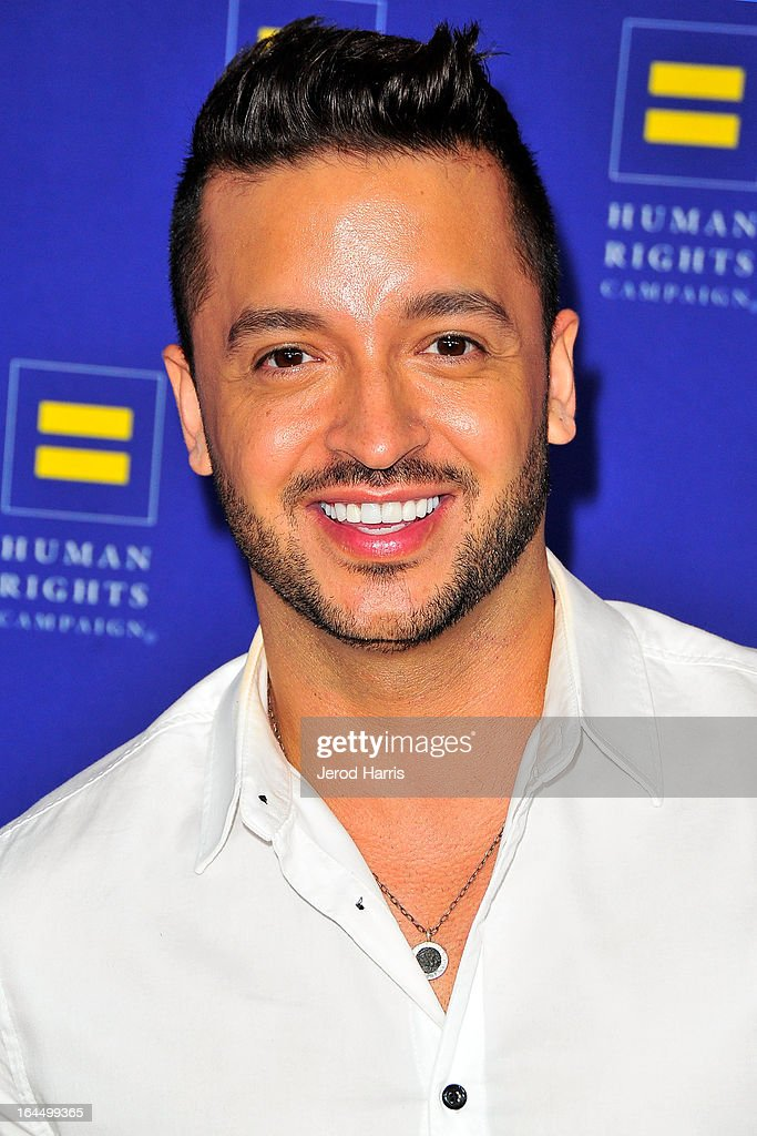 <a gi-track='captionPersonalityLinkClicked' href=/galleries/search?phrase=Jai+Rodriguez+-+Actor&family=editorial&specificpeople=202956 ng-click='$event.stopPropagation()'>Jai Rodriguez</a> arrives at Human Rights Campaign dinner gala at the JW Marriott at L.A. LIVE on March 23, 2013 in Los Angeles, California.