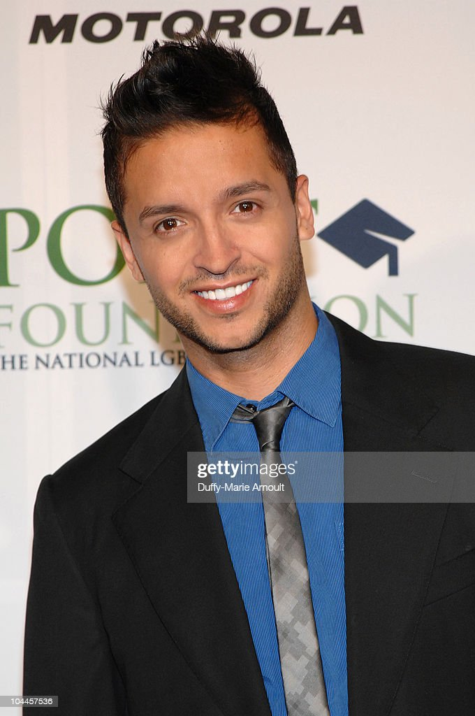 Jai Rodriguez attends at Raleigh Studios on September 25, 2010 in Los Angeles, California.