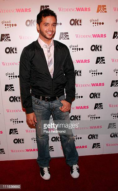 Jai Rodriguez during AE's 'Wedding Wars' Los Angeles Premiere in Los Angeles California United States