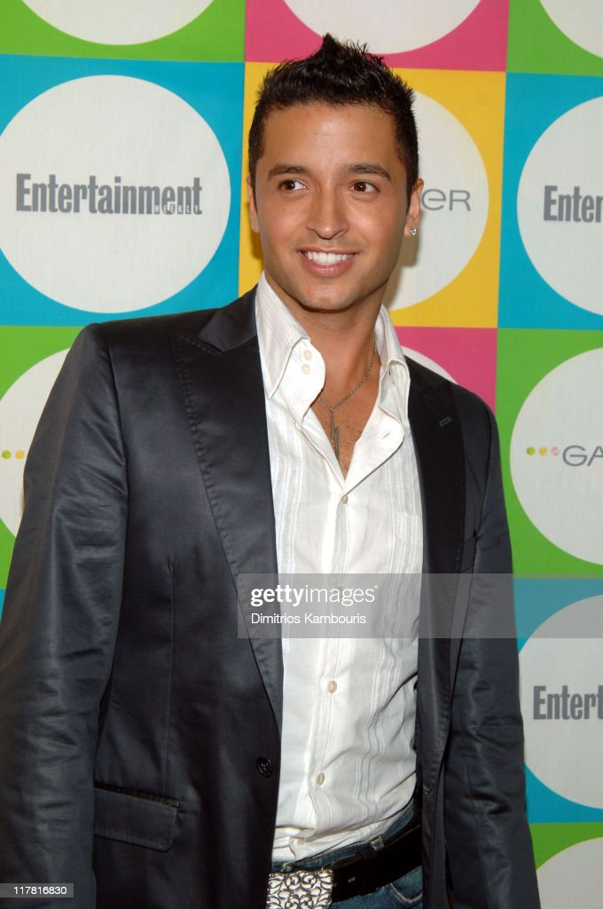 Jai Rodriguez during Entertainment Weekly's 'Must List' Party - Arrivals at Deep in New York City, New York, United States.