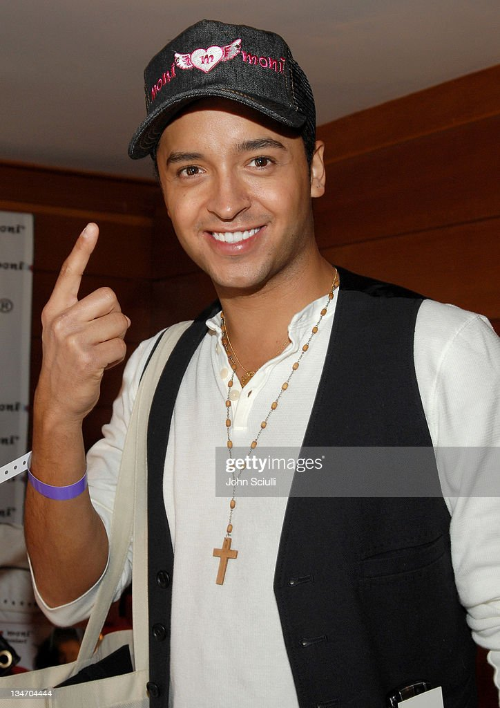 Jai Rodriguez during Kari Feinstein's Style Lounge Presented by Budweiser Select - Day 2 at Private Residence in Los Angeles, California, United States.
