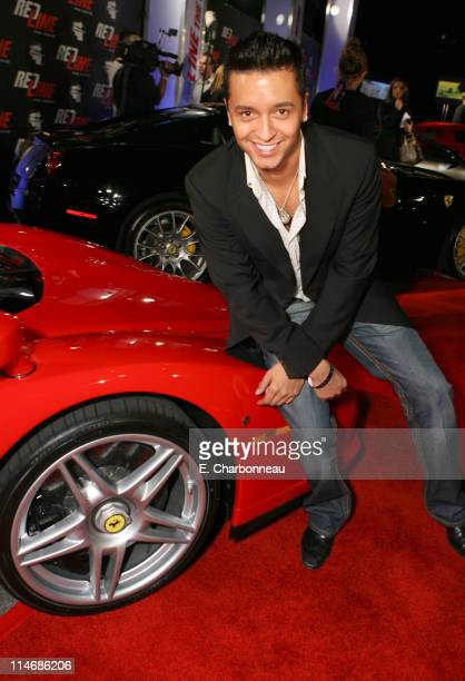 Jai Rodriguez during 'Redline' the Movie Presents Wyclef Jean The Refugee AllStars Sponsored by MySpacecom Red Carpet at House of Blues in Hollywood...