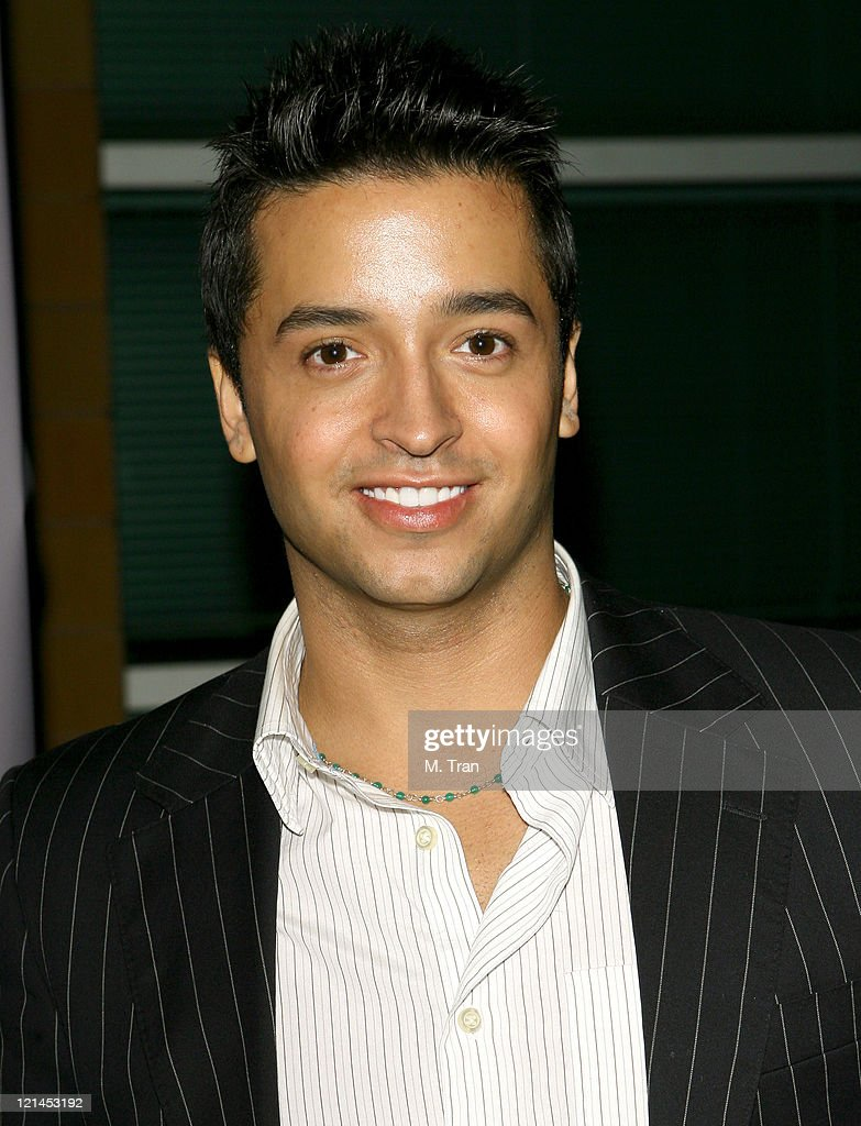 Jai Rodriguez during The Boyle Heights Music and Arts Program Launch - Arrivals at Boyle Heights School in Los Angeles, California, United States.