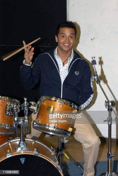 Jai Rodriguez during The Leading Men Concert at Joe's Pub to Benefit Broadway Cares May 30 2005 at Joe's Pub in New York City New York United States