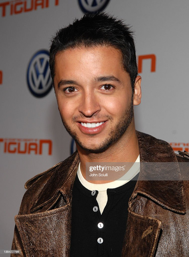Jai Rodriguez during Volkswagen Presents The US Premiere of CONCEPT TIGUAN - Red Carpet at Raleigh Studios in Los Angeles, California, United States.