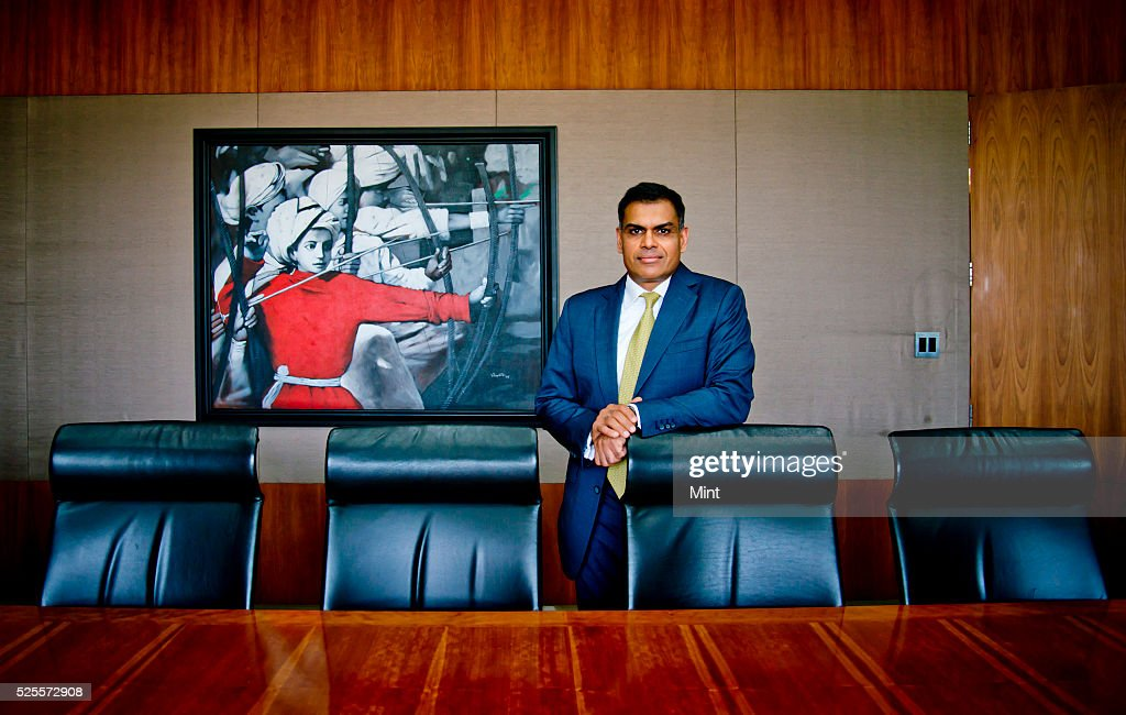 Jaideep Khanna, Chief Executive Officer (India) at Barclays, poses for a profile shoot on May 8, 2015 in Mumbai, India.