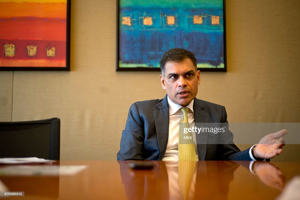 Jaideep Khanna, Chief Executive Officer (India) at Barclays, speaks during an interview on May 8, 2015 in Mumbai, India.