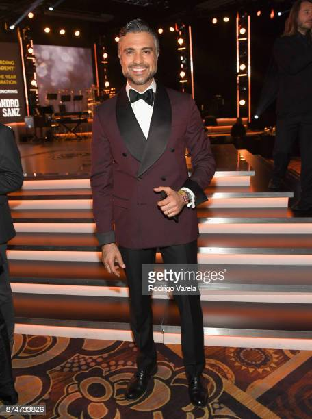 Jaime Camil attends the 2017 Person of the Year Gala honoring Alejandro Sanz at the Mandalay Bay Convention Center on November 15 2017 in Las Vegas...