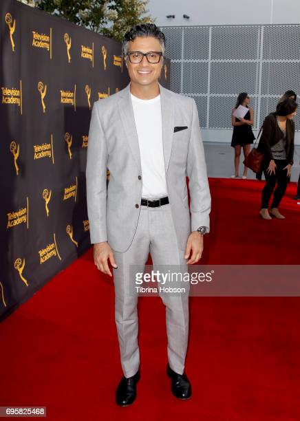 Jaime Camil attends the Television Academy's 'Story TV Adventures In Hollywood' at Wolf Theatre on June 13 2017 in North Hollywood California