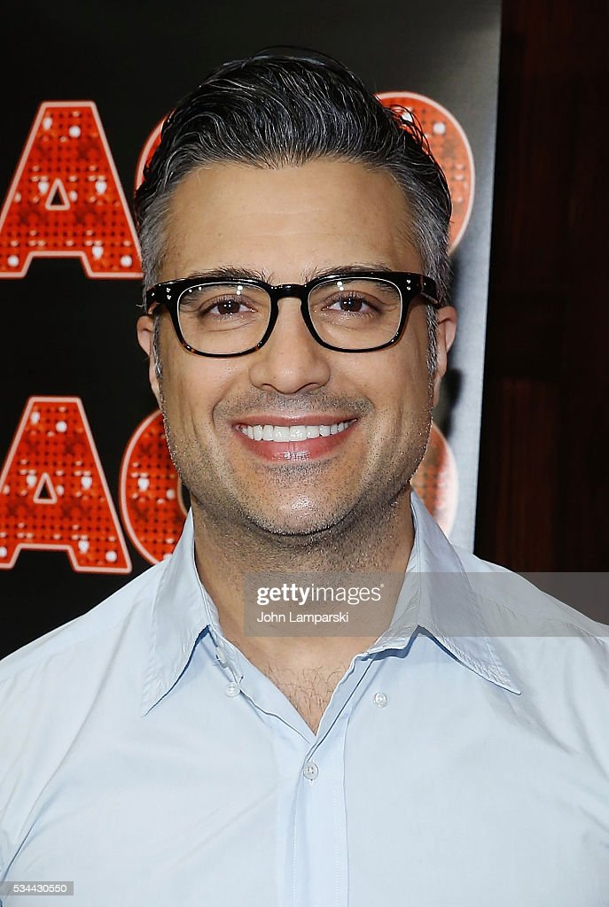 <a gi-track='captionPersonalityLinkClicked' href=/galleries/search?phrase=Jaime+Camil&family=editorial&specificpeople=580441 ng-click='$event.stopPropagation()'>Jaime Camil</a> returns to Broadway In 'Chicago' at The Algonquin Hotel on May 26, 2016 in New York City.