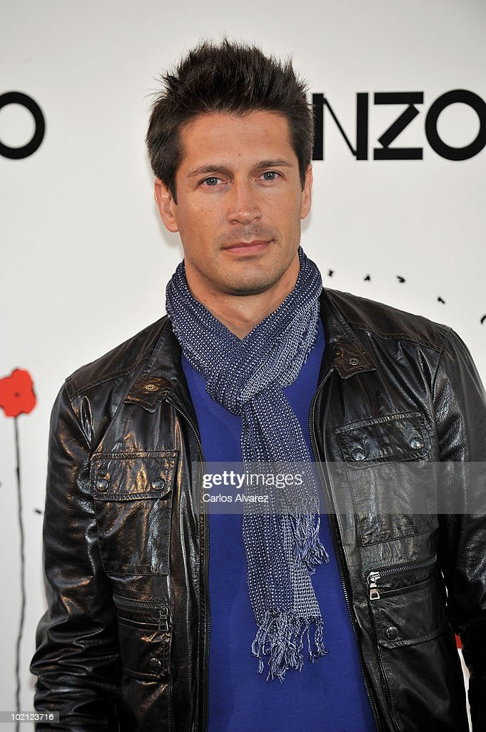 Jaime Cantizano attends 'Kenzo' Party at Canal de Isabel II Foundation on June 15, 2010 in Madrid, Spain.