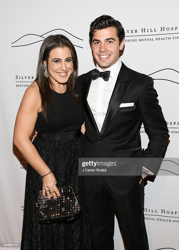 Jaime Cleicher and Michael Gleicher attend the 2013 Silver Hospital gala at Cipriani 42nd Street on November 20, 2013 in New York City.