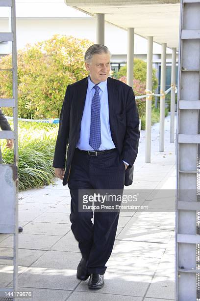 Dr Valentin Fuster Stock Photos And Pictures Getty Images