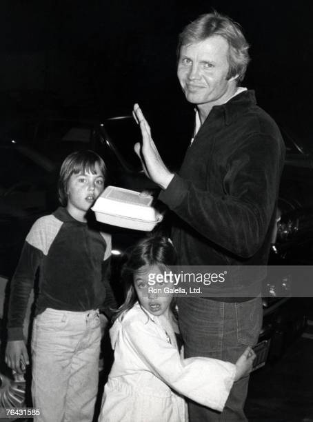Jaime Haven Voight Angelina Jolie and Jon Voight