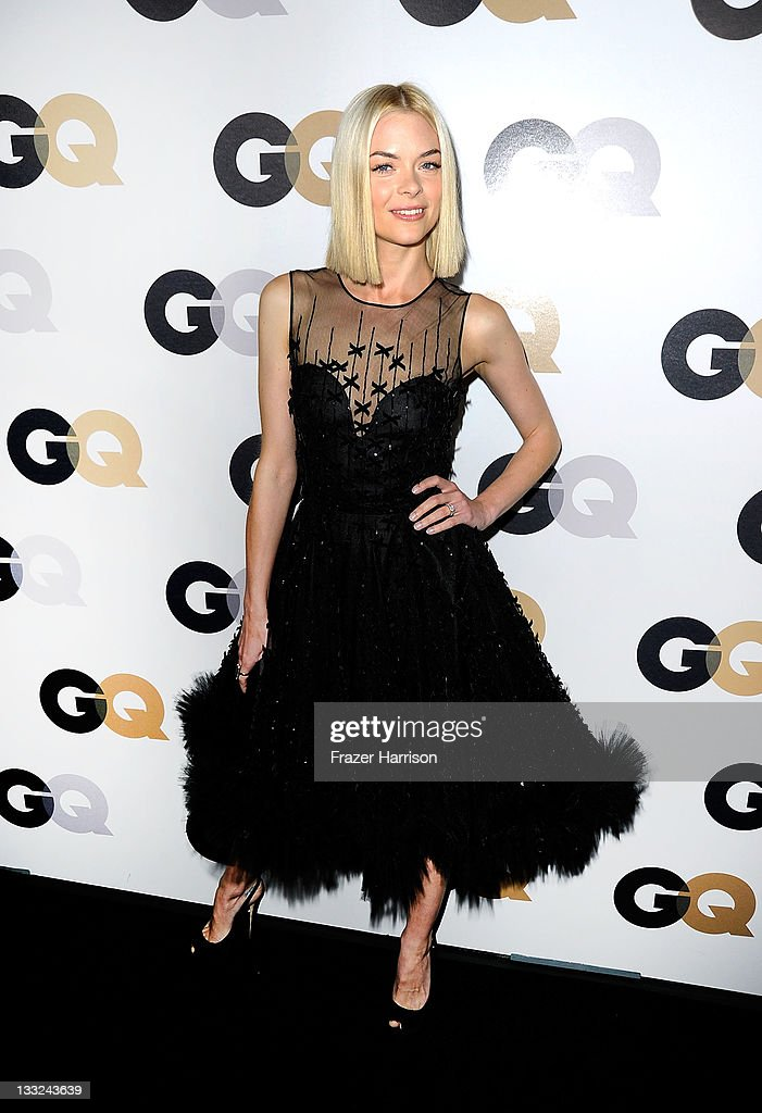 <a gi-track='captionPersonalityLinkClicked' href=/galleries/search?phrase=Jaime+King+-+Actress&family=editorial&specificpeople=206809 ng-click='$event.stopPropagation()'>Jaime King</a> arrives at the 16th Annual GQ 'Men Of The Year' Party at Chateau Marmont on November 17, 2011 in Los Angeles, California.