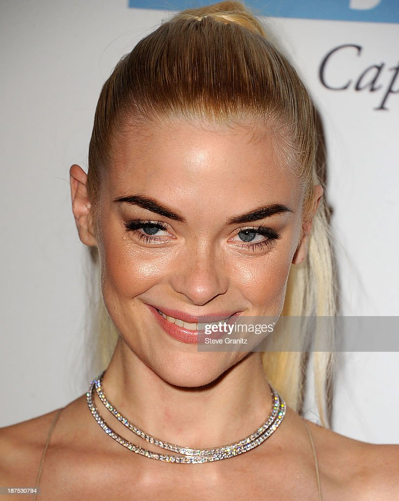 Jaime King arrives at the 2nd Annual Baby2Baby Gala at The Book Bindery on November 9, 2013 in Culver City, California.