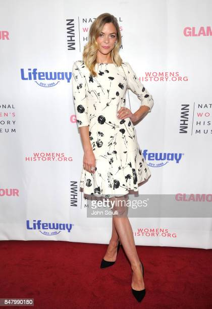 Jaime King at the Women Making History Awards at The Beverly Hilton Hotel on September 16 2017 in Beverly Hills California
