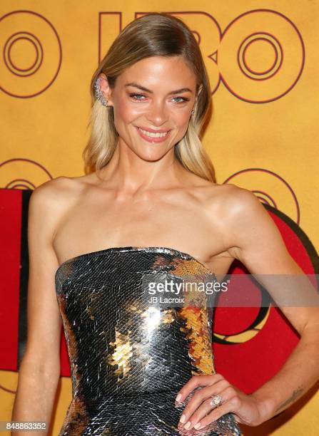 Jaime King attends HBO's Post Emmy Awards Reception at The Plaza at the Pacific Design Center on September 17 2017 in Los Angeles California